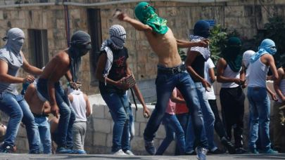 palestinianstonethrowing